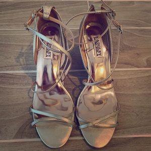 Badgley Mischka Melaney II Wedge Sandals